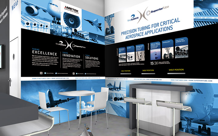 Stand graphics visual