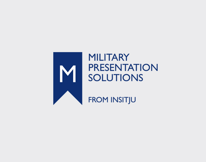 Branding for Military Presentation Solutions