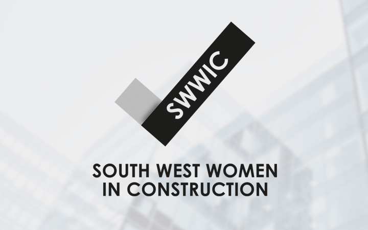 South West Women in Construction mono logo
