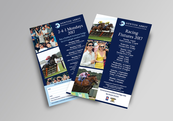 2017 Event flyers
