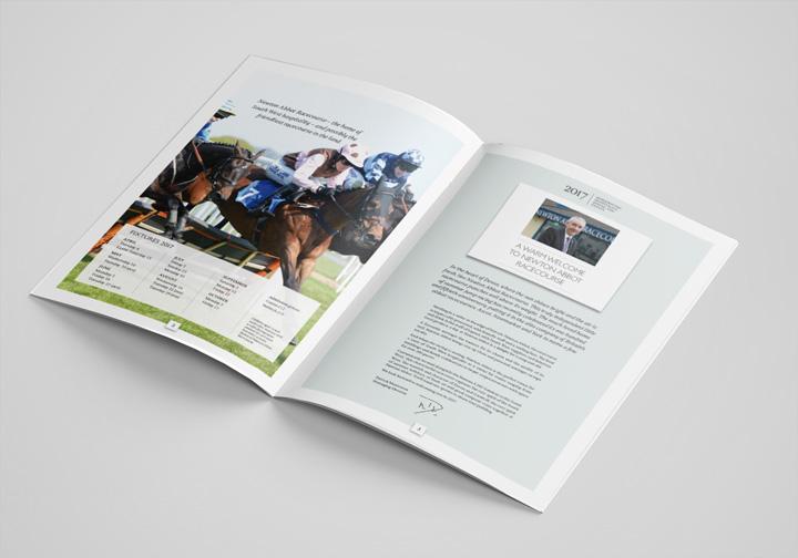 2018 Corporate brochure spread