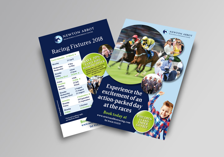 2018 event flyers