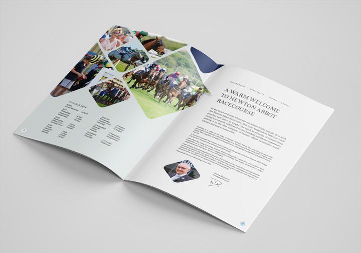 2019 Corporate brochure spread