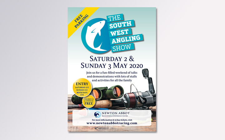 South West Angling Show flyer