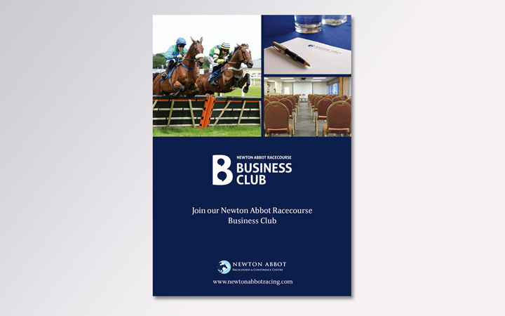 Business Club brochure cover