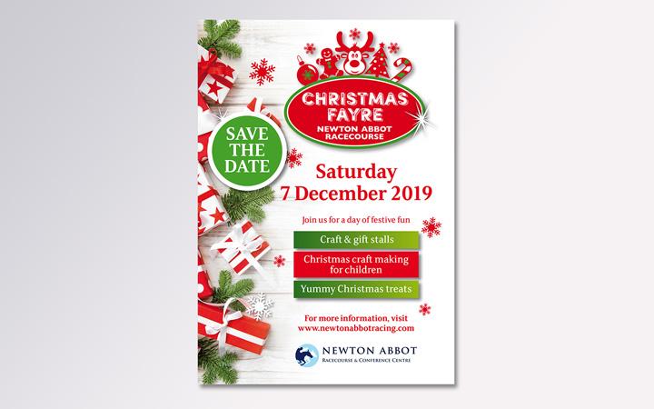 Christmas Fayre A5 flyer